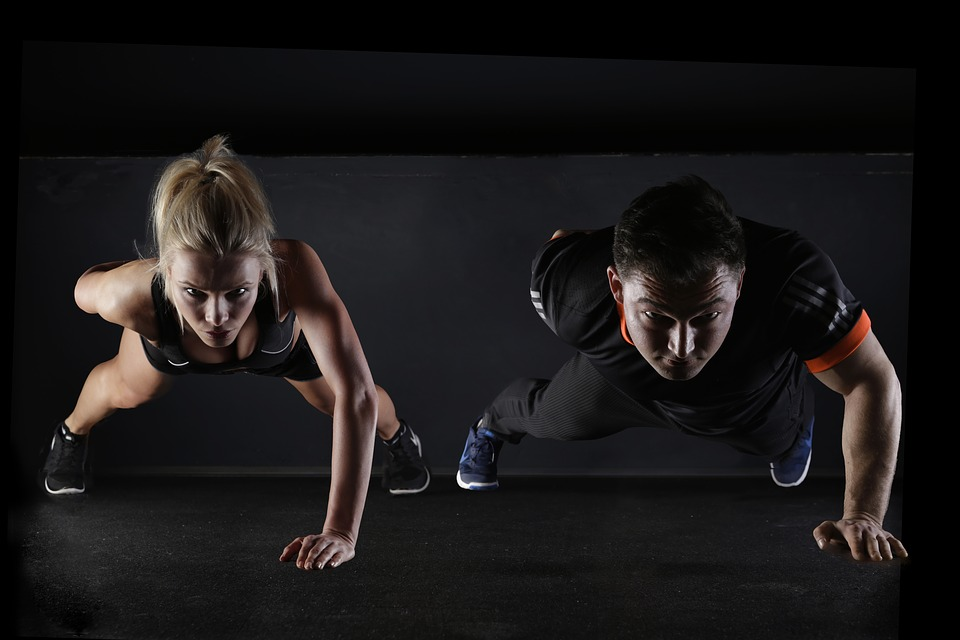 Challenge Everything: *NEW Personal Sports Fitness in Cyprus